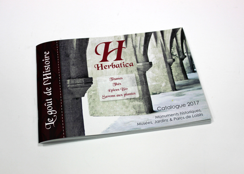 Catalogue Herbatica